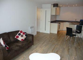 Thumbnail 1 bed flat to rent in I-Land Deveopment, Essex Street, Birmingham