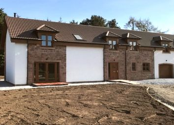 Thumbnail 4 bed semi-detached house for sale in East Leys Steading, Errol, Perth