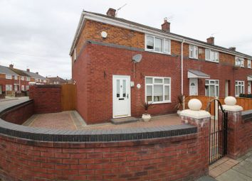 Thumbnail 2 bed town house for sale in Broad Hey, Bootle