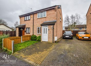 2 bed semi-detached house for sale in Sea King Crescent, Highwoods, Colchester CO4