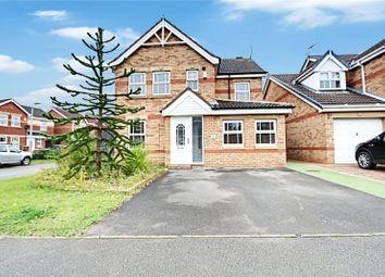 4 bed detached house for sale in Hartsholme Park, Kingswood, Hull HU7