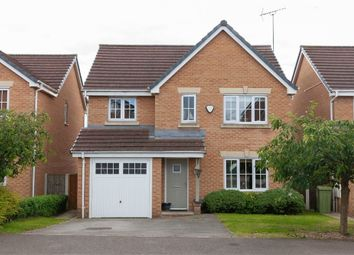 Thumbnail 4 bedroom detached house for sale in Samian Close, Worksop, Nottinghamshire