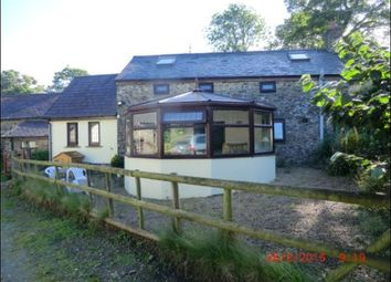 Thumbnail 2 bed cottage to rent in Dihewyd, Lampeter