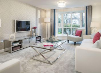 "Thumbnail 4 bed detached house for sale in ""Drummond"" at Hyde End Road, Spencers Wood, Reading"