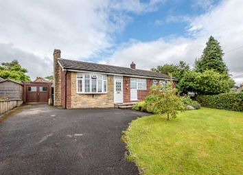 Thumbnail 3 bed detached bungalow for sale in Severn View Road, Woolaston, Lydney
