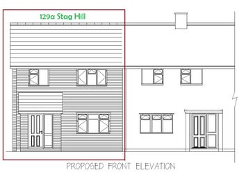 Thumbnail 3 bed end terrace house for sale in South Ham, Basingstoke