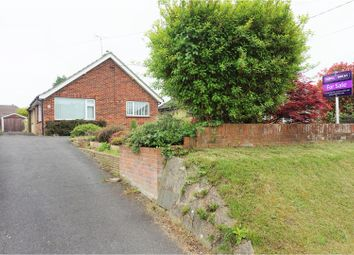 Thumbnail 3 bed detached bungalow for sale in Allington Lane, Eastleigh