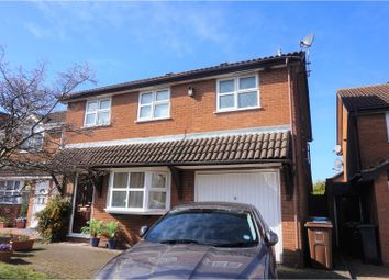 Thumbnail 4 bed detached house for sale in Rushford Close, Solihull
