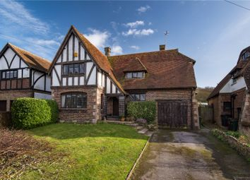 Thumbnail 4 bed detached house for sale in Dean Court Road, Rottingdean