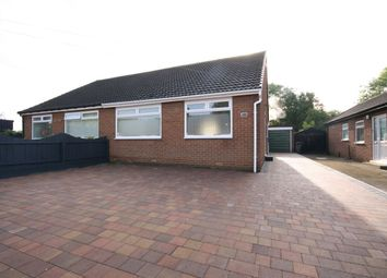 Thumbnail 2 bed bungalow for sale in St. Margaret's Grove, South Bank, Middlesbrough