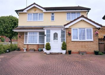 Thumbnail 4 bedroom detached house for sale in Whitehaven, Luton