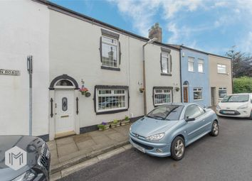 Thumbnail 2 bed cottage for sale in Heaton Road, Lostock, Bolton, Lancashire