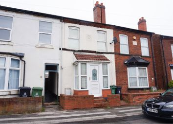Thumbnail 3 bedroom terraced house for sale in Bath Road, Walsall