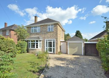 Thumbnail 3 bed detached house for sale in Peverells Road, Chandler's Ford, Eastleigh