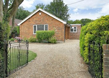 Thumbnail 3 bed bungalow for sale in Station Road, Grateley, Andover