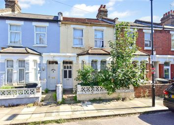 Thumbnail 3 bed terraced house for sale in Ritches Road, Harringay, London