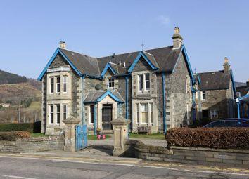 Thumbnail 2 bedroom flat for sale in Taybridge Road, Aberfeldy