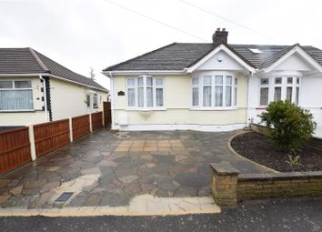 Thumbnail 2 bed semi-detached bungalow for sale in Henley Gardens, Chadwell Heath, Romford