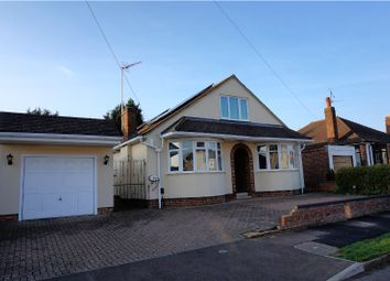 Thumbnail 4 bedroom detached house to rent in Western Way, Wellingborough