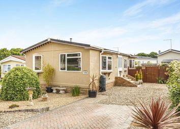 Thumbnail 2 bed bungalow for sale in Woodlands Park, Biddenden, Ashford