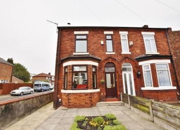 Thumbnail 3 bed semi-detached house for sale in Worsley Road, Eccles, Manchester