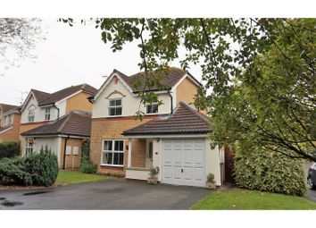 Thumbnail 3 bed detached house for sale in Bluebell Way, Evesham