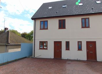 Thumbnail 4 bed semi-detached house to rent in Penygraig Road, Llanelli