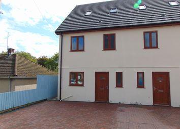 Thumbnail 4 bedroom semi-detached house to rent in Penygraig Road, Llanelli