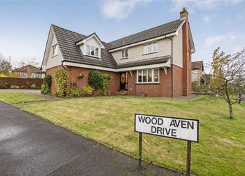 Thumbnail 6 bed detached house for sale in Wood Aven Drive, Stewartfield, East Kilbride