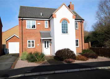 Thumbnail 4 bed detached house for sale in Giles Road, Spalding