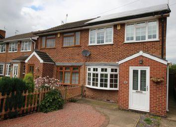 Thumbnail 3 bed semi-detached house to rent in Templeman Close, Ruddington, Nottingham