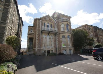 Thumbnail 2 bed flat to rent in Upper Belgrave Road, Bristol