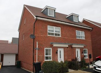 Thumbnail 4 bed semi-detached house for sale in Trent Way, Mickleover, Derby, Derbyshire