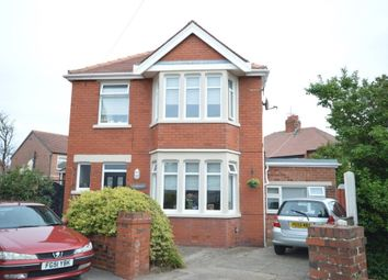Thumbnail 4 bed detached house for sale in Gildabrook Road, Blackpool