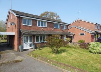 Thumbnail 3 bedroom property to rent in Avonside Way, Macclesfield