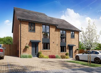 Thumbnail 3 bedroom semi-detached house for sale in Blythe Valley, Solihull