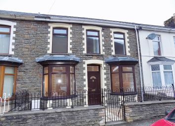 Thumbnail 3 bed terraced house for sale in 115 St. John Street, Ogmore Vale, Bridgend.