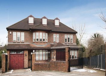 Thumbnail 7 bed detached house to rent in Hendon Avenue, Finchley
