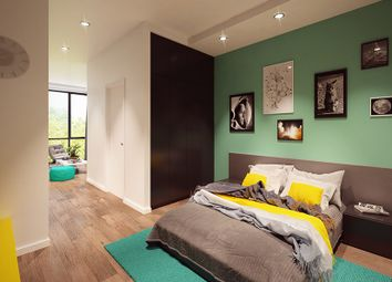Thumbnail 1 bed flat for sale in Liverpool Student Investment Studios, Fleet Street, Liverpool