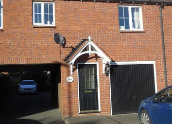 Thumbnail 1 bed flat for sale in Bunneys Meadow, Hinckley