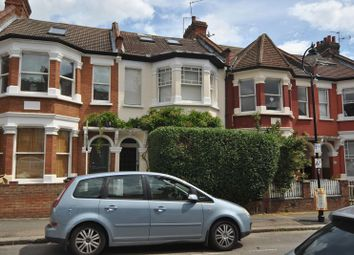 Thumbnail 3 bedroom flat for sale in Rathcoole Avenue, London
