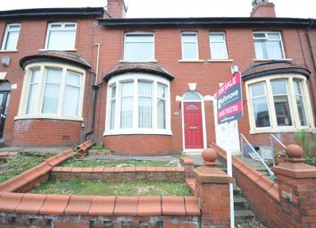 Thumbnail 2 bedroom terraced house for sale in Westmorland Avenue, Blackpool, Lancashire