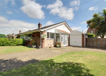 Thumbnail 2 bed semi-detached bungalow for sale in Sandy Road, Addlestone, Surrey