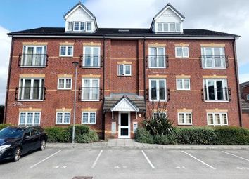 Thumbnail 2 bedroom flat for sale in Chelburn Court, Stockport, Greater Manchester