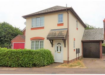 Thumbnail 3 bed detached house for sale in New Farm Road, Colchester