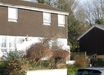 Thumbnail 3 bed semi-detached house to rent in Rowse Gardens, Calstock