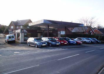 Thumbnail Parking/garage for sale in Wood Garage, Hanwood, Shrewsbury