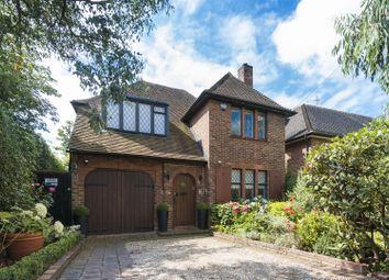 Thumbnail 4 bed detached house for sale in Brim Hill, London