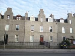 Thumbnail 1 bed flat to rent in King Street, Aberdeen