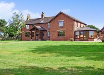 Thumbnail 4 bedroom detached house for sale in Little Onn, Stafford